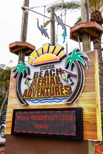 Welcome Cocoa Beach Adventure-Park